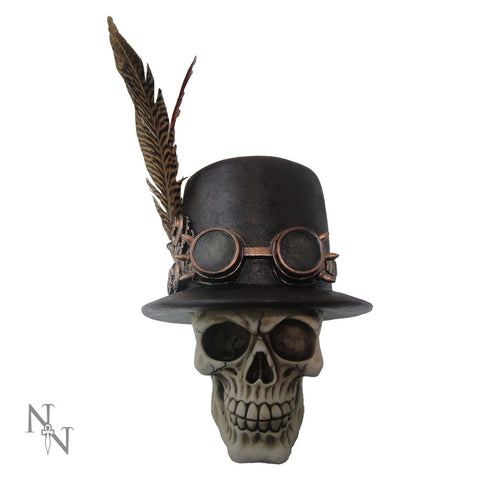 The Aristocrat (Steampunk) Skull (AW679)