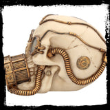 Mechanical Respirator Steampunk Skull (AW662)
