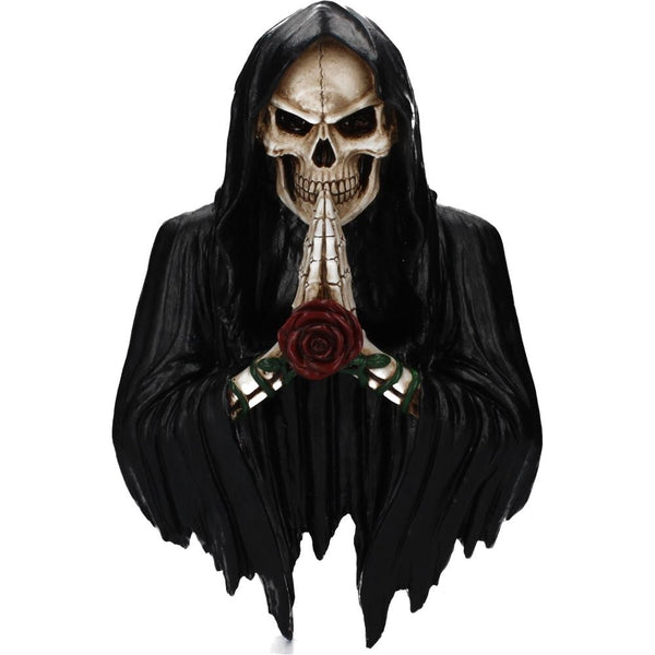 Rose of Death (Grim Reaper) Wall Art