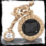 Wheels of Time Skeleton Clock (AW731)