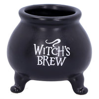 Witch's Brew Pot (Set of 4)