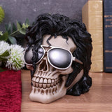 Bad (King of Pop) Skull (AW817)