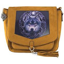 Night Forest Side Bag - Anne Stokes (AW1169)