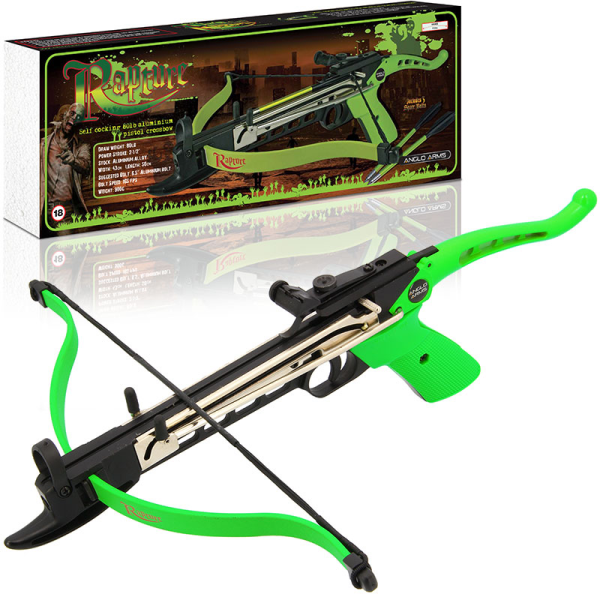 80LB Aluminium Rapture Self Cocking Crossbow
