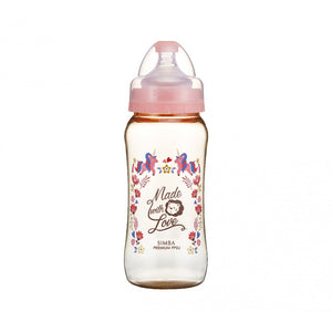 360ml Dorothy Wonderland PPSU Wide Neck Feeding Bottle (Unicorn)