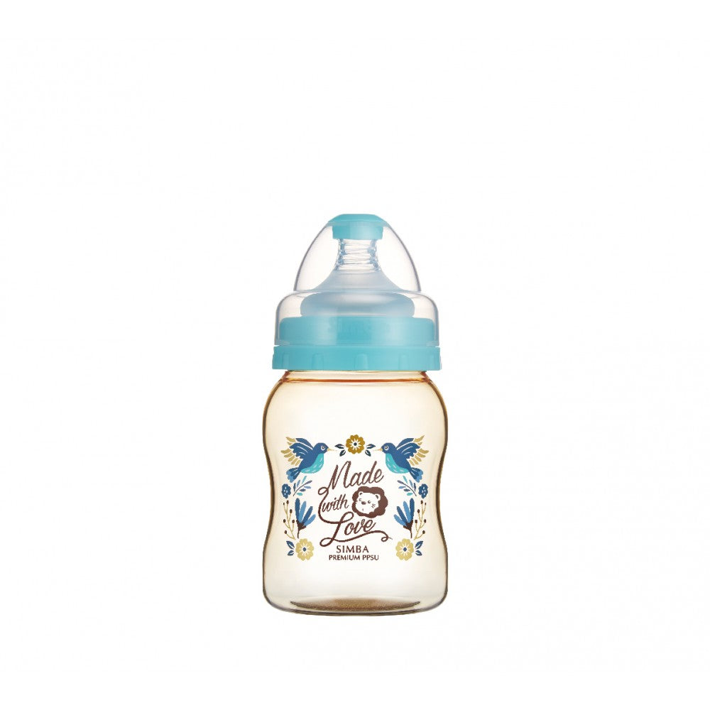 200ml Dorothy Wonderland PPSU Wide Neck Feeding Bottle (Hummerbird)