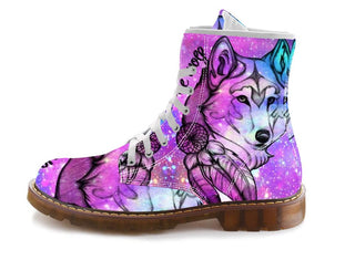 Wolf Boots Dr Martins
