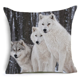 Wolf Pillow Case