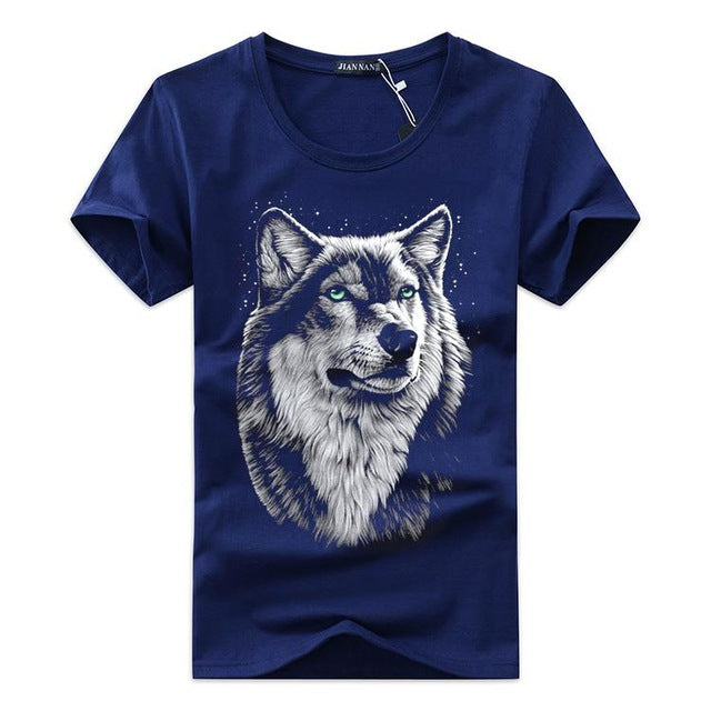 Wolf Shirt Funny