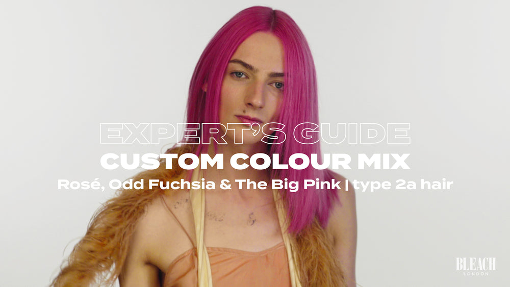 Expert's Guide: Custom Colour Mix using Super Cool Colours