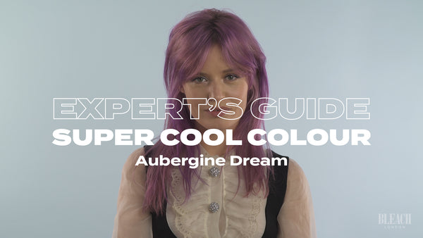 Expert's Guide: Super Cool Colour Aubergine Dream