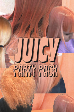 Juicy party pack bundle
