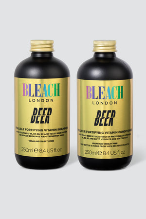 Beer Shampoo & Conditioner Duo | Bleach London