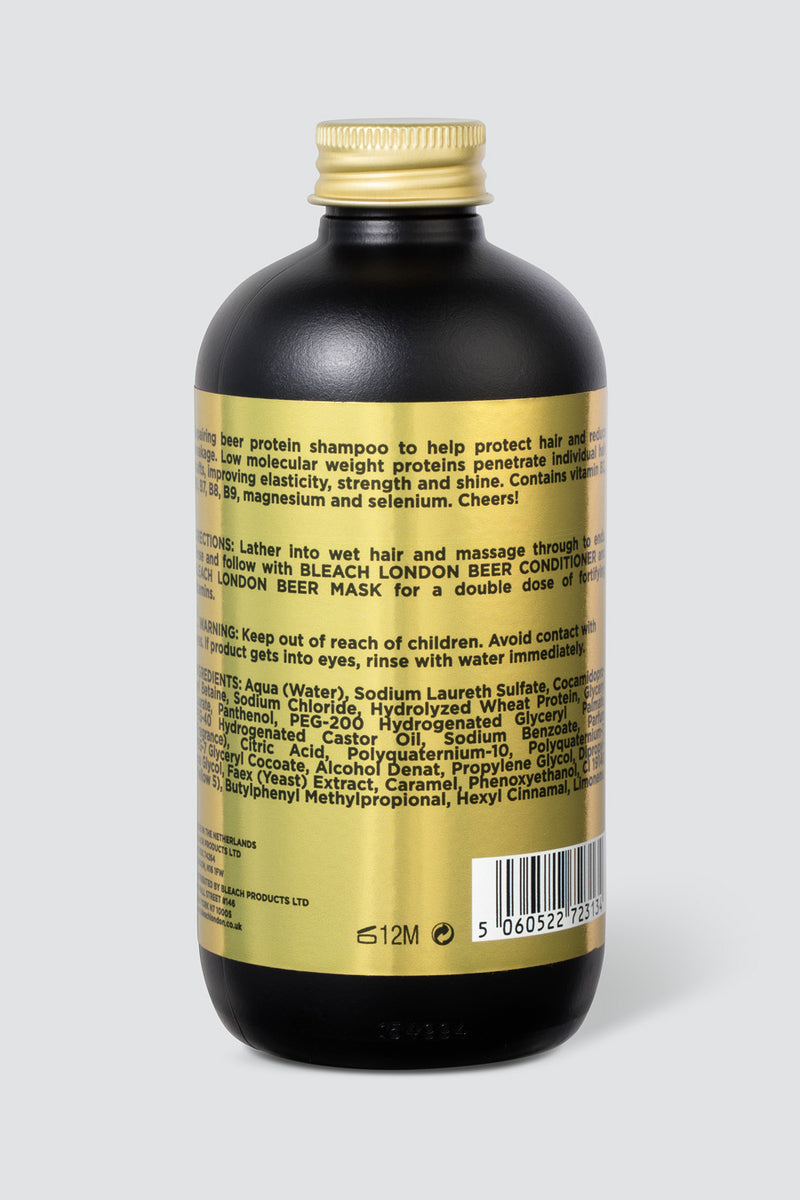 Beer Shampoo 250ml | Bleach London