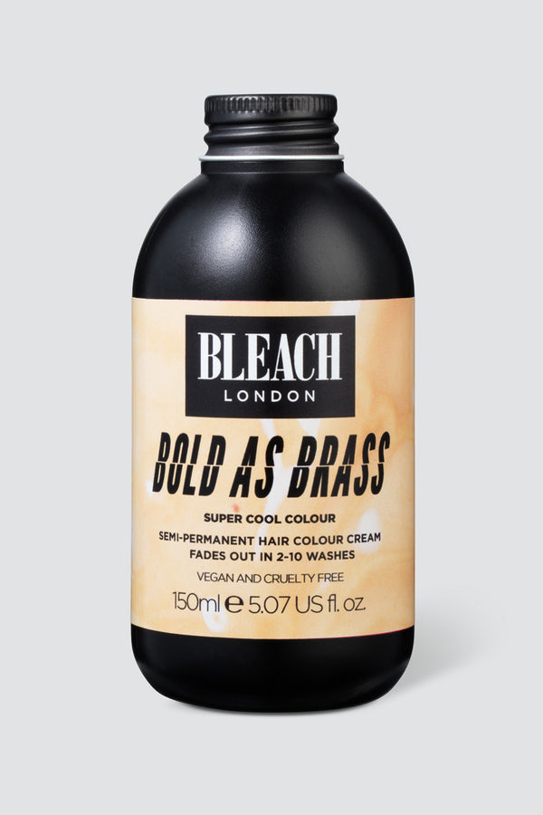 Bold As Brass Super Cool Colour | Bleach London