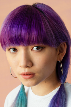 Bruised Violet Super Cool Colour | Bleach London