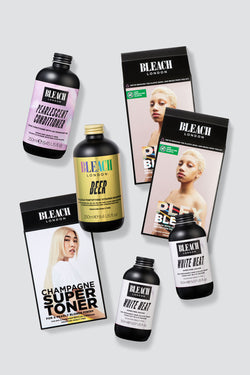 Clean Blonde Plex Bleach Duo | Maintain Bundle