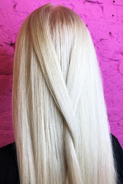 Clean Blonde with Plex Bleach | Maintain Bundle