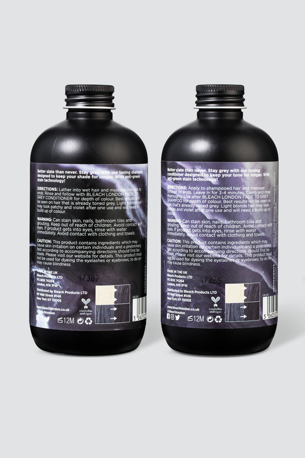 Fade to Grey Shampoo & Conditioner Duo