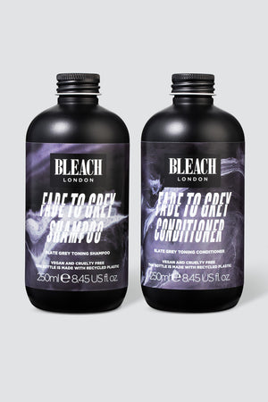 Fade to Grey Toning Shampoo & Conditioner Duo