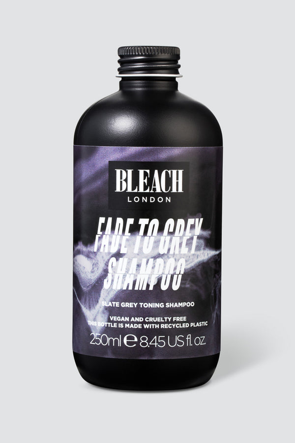 Fade to Grey Toning Shampoo 250ml | Bleach London