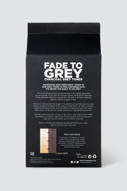 Fade To Grey Toner Kit | Bleach London