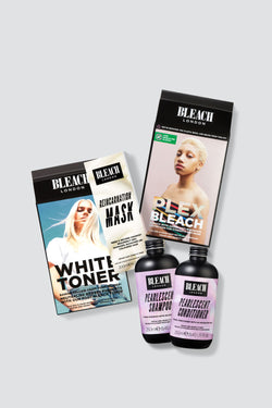 Ice White Complete Bundle with Plex Bleach