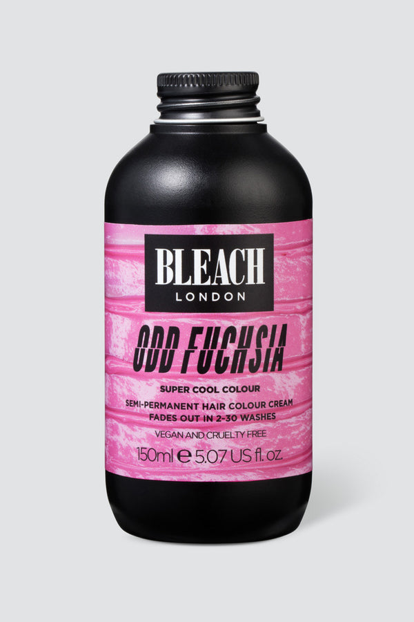 Odd Fuchsia Super Cool Colour | Bleach London