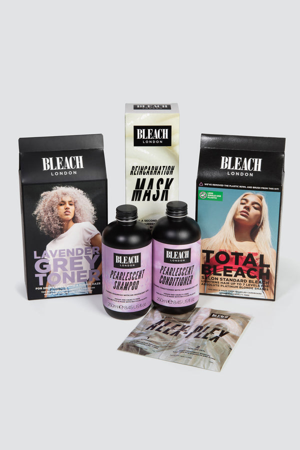 Pearlescent Complete Bleach Collection | Bleach London