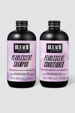 Pearlescent Shampoo & Conditioner Toning Duo
