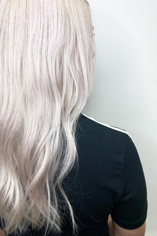 Pearl Blonde with Plex Bleach | Maintain Bundle