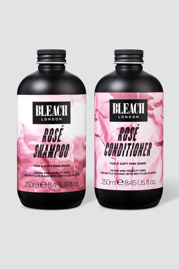 Rosé Shampoo & Conditioner Duo