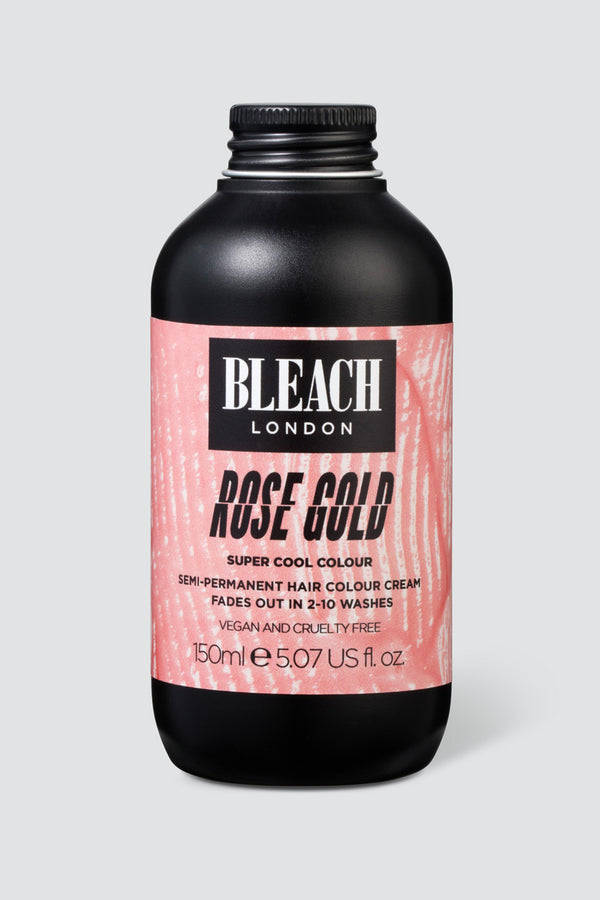 Rose Gold Super Cool Colour | Bleach London