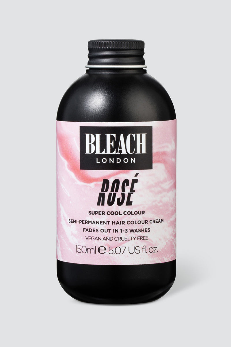 Rosé Super Cool Colour | BLEACH London