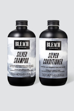 Silver Complete Bleach Collection | Bleach London