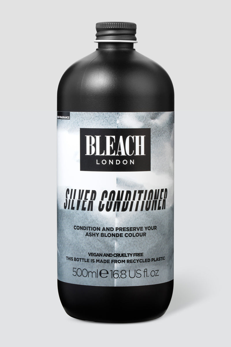 Silver Conditioner XL 500ml | Bleach London