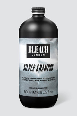 Silver Shampoo XL 500ml | Bleach London