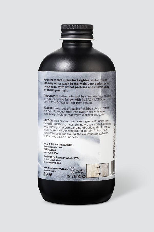 Silver Shampoo 250ml | Bleach London -