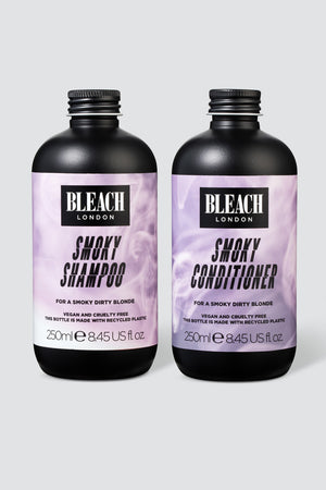 Smoky Shampoo & Conditioner Toning Duo