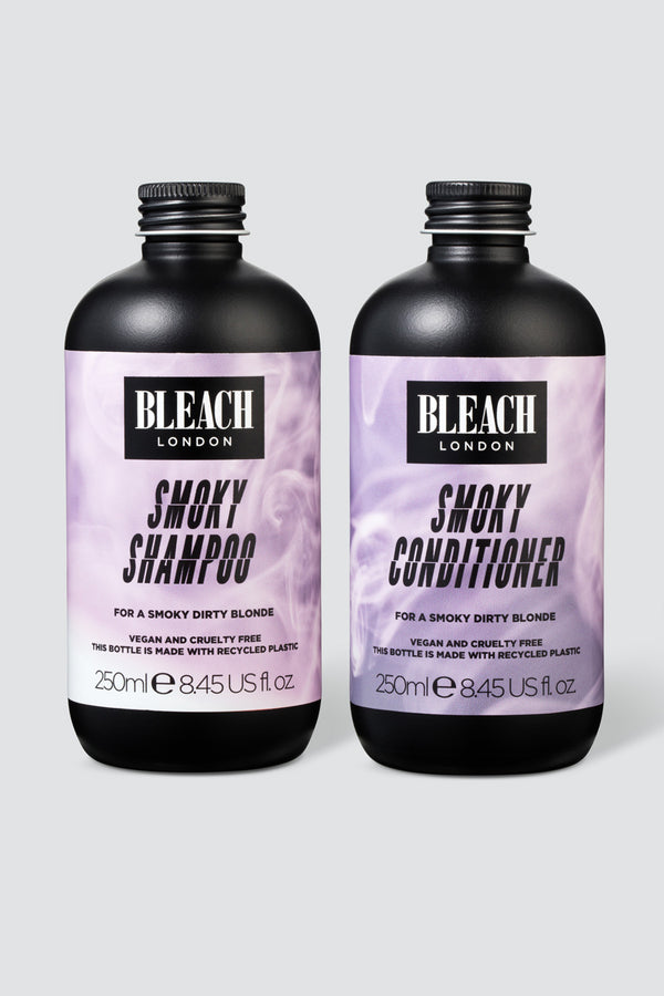 Smoky Shampoo & Conditioner Duo