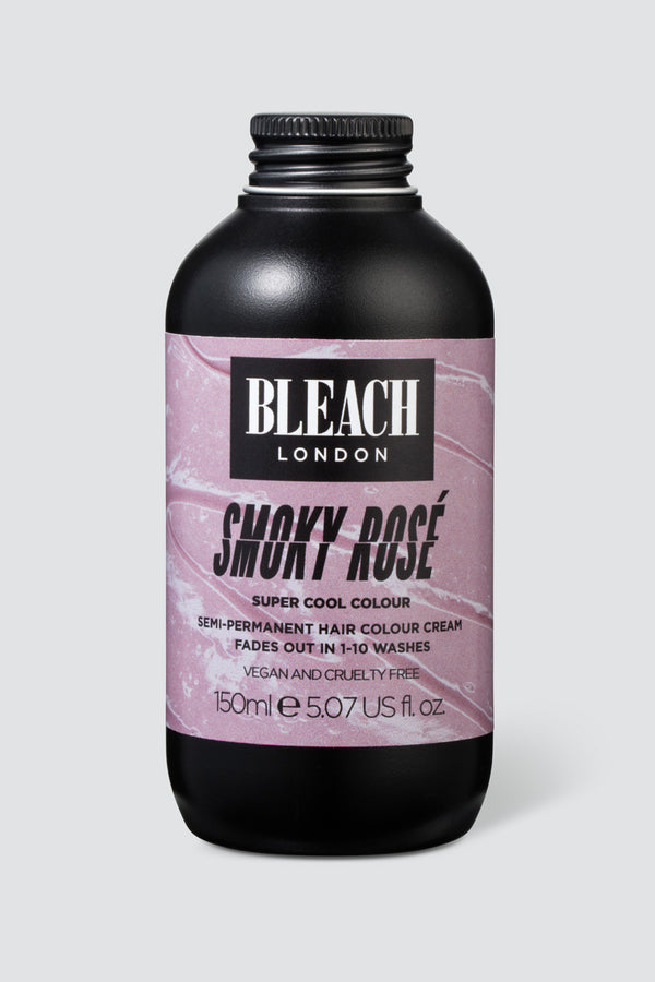 Smoky Rosé Super Cool Colour | Bleach London