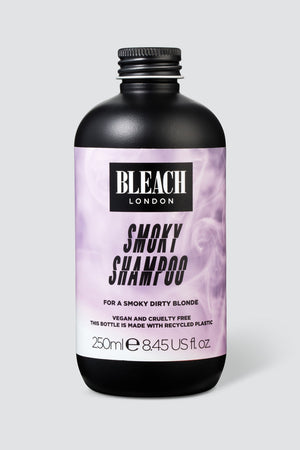 Smoky Toning Shampoo 250ml | Bleach London