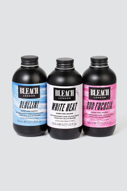 Super Cool Colour Trio | Bleach London