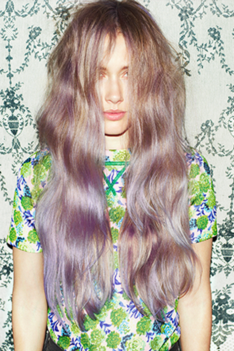 Violet Skies Super Cool Colour | Bleach London