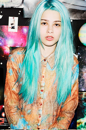 Washed Up Mermaid Super Cool Colour | Bleach London