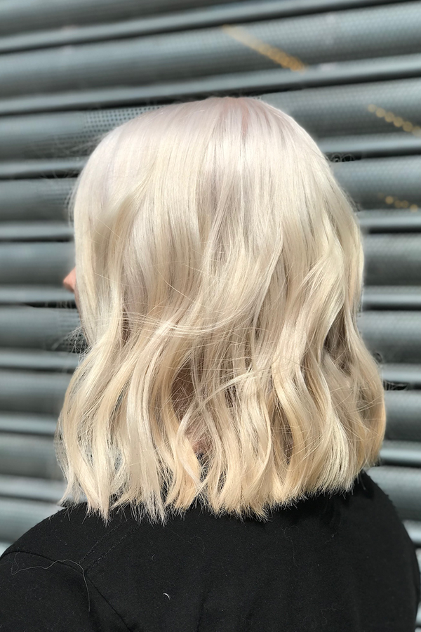 White Heat Super Cool Colour | Bleach London
