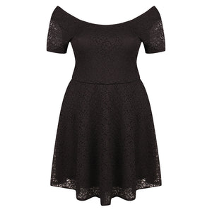 Liz Lace Dress (mini)