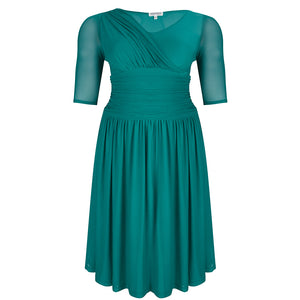 modern-mesh-plus-size-dress-jade-exclusive