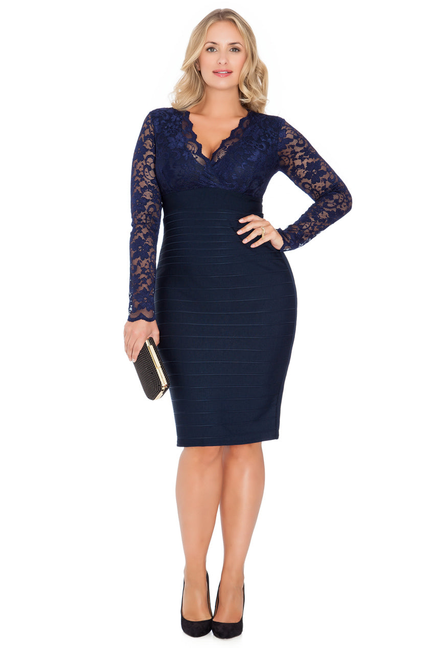 plus-size-bodycon-dress-navy