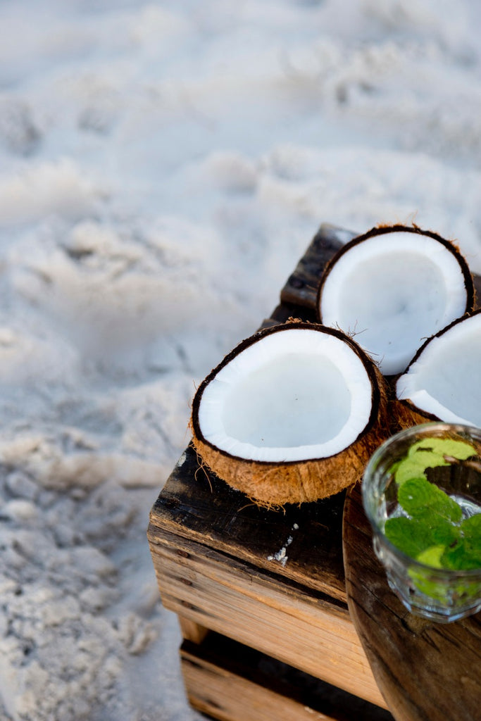 10 steps to a simpler beauty routine with miraculous and multi-use coconut oil